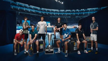 Apostas Novak Djokovic x Diego Schwartzman ATP Finals 16/11/2020
