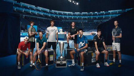 Apostas Dominic Thiem x Stefanos Tsitsipas ATP Finals 15/11/2020