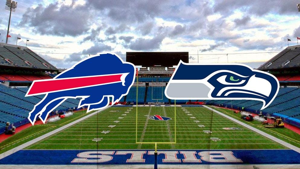 Apostas Bills x Seahawks NFL 08/11/2020