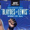 Apostas UFC Fight Night Vegas: Curtis Blaydes x Derrick Lewis 28/11/2020