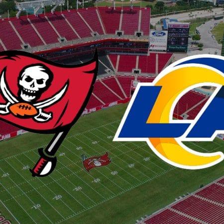 Apostas Buccaneers x Rams NFL 23/11/2020