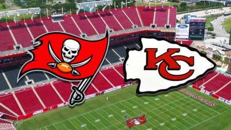 Apostas Buccaneers x Chiefs NFL 29/11/2020