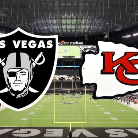 Apostas Raiders x Chiefs NFL 22/11/2020