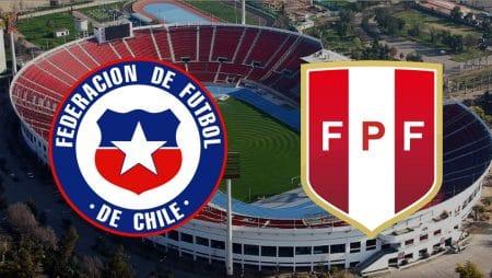 Apostas Chile x Peru Eliminatórias Sul-Americanas 13/11/2020