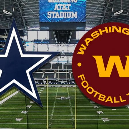 Apostas Cowboys x Washington NFL 26/11/2020