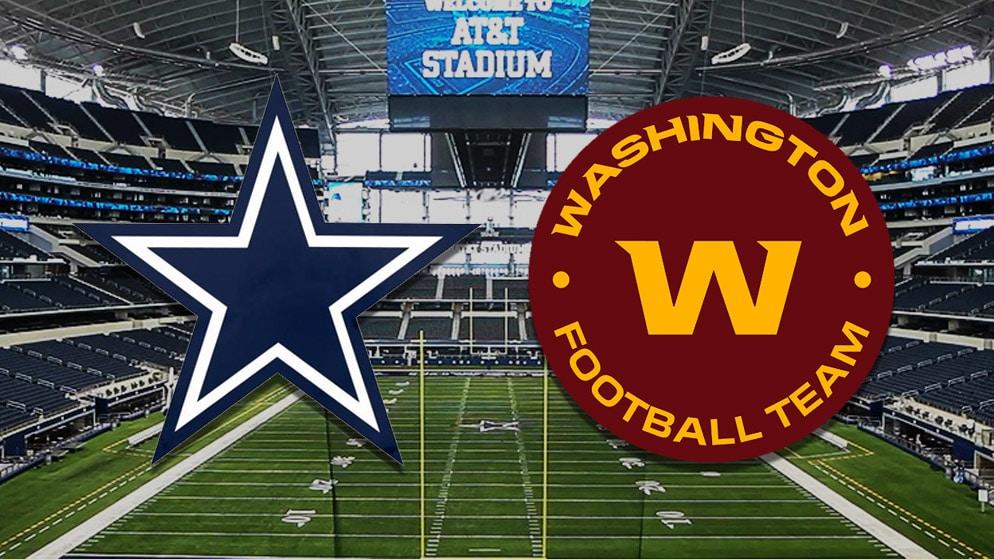 Apostas Cowboys x Washington NFL 26/11/2020