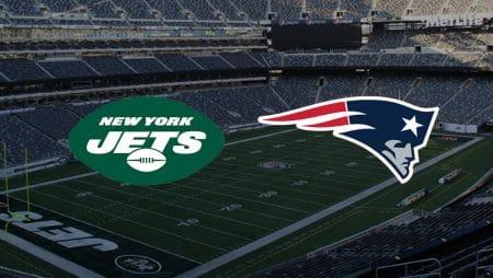 Apostas Jets x Patriots NFL 09/11/2020
