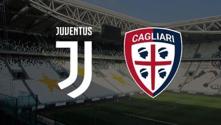 Apostas Juventus x Cagliari Serie A 21/11/2020