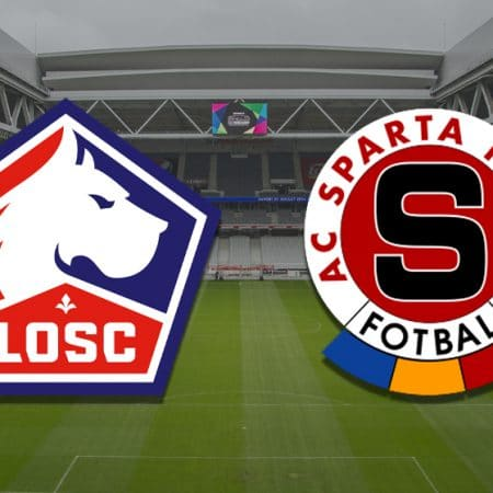 Apostas Lille x Sparta Praga Europa League 03/12/2020