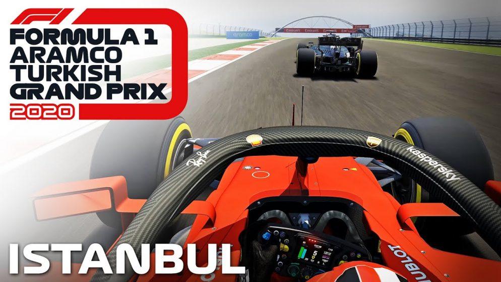 Apostas Grande Prêmio da Turquia Fórmula 1 15/11/2020
