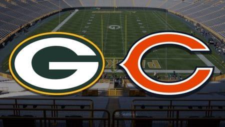 Apostas Packers x Bears NFL 29/11/2020