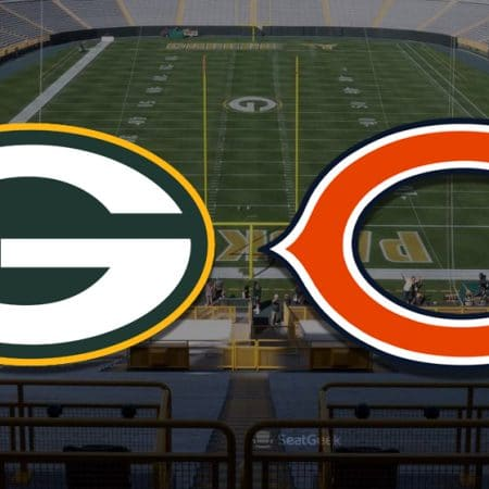 Apostas Packers x Bears NFL 29/11/2020