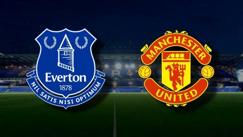 Apostas Everton x Manchester United Premier League 07/11/2020