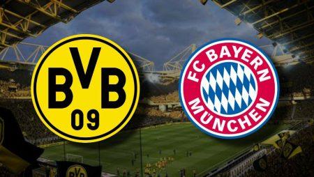 Apostas Borussia Dortmund x Bayern de Munique Bundesliga 07/11/2020