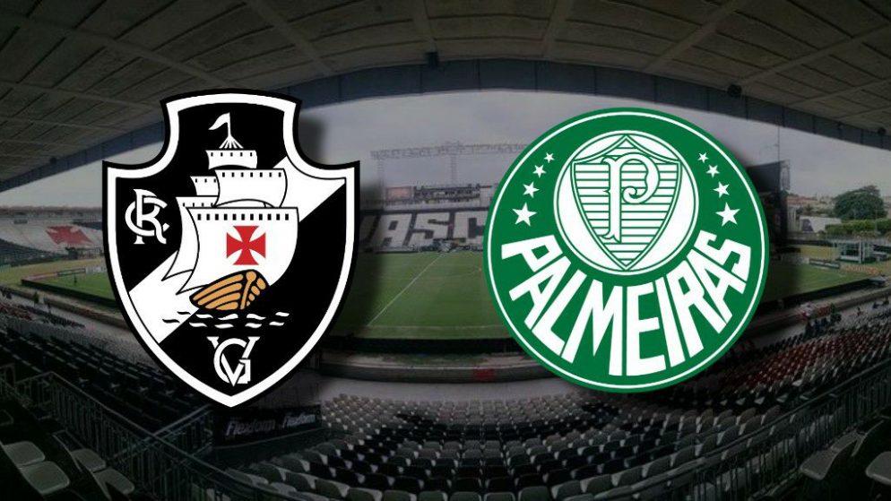 Apostas Vasco x Palmeiras Brasileirão 08/11/2020