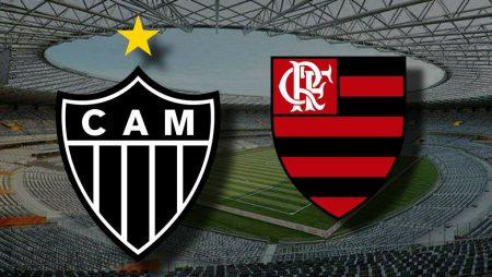 Apostas Atlético-MG x Flamengo Brasileirão 08/11/2020