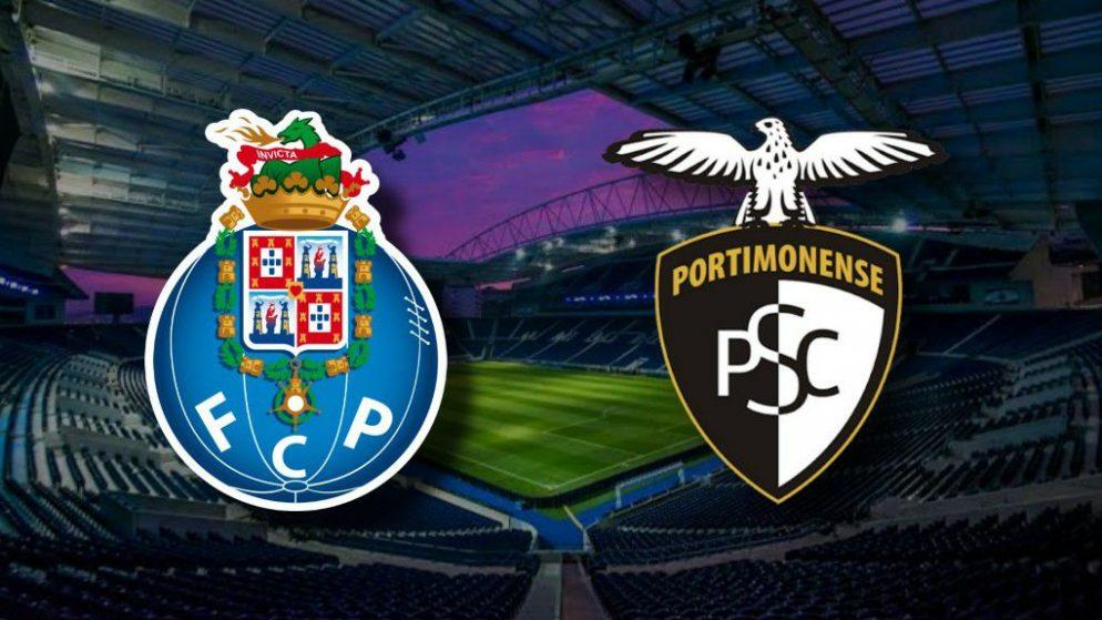 Apostas FC Porto x Portimonense Campeonato Português 08/11/2020