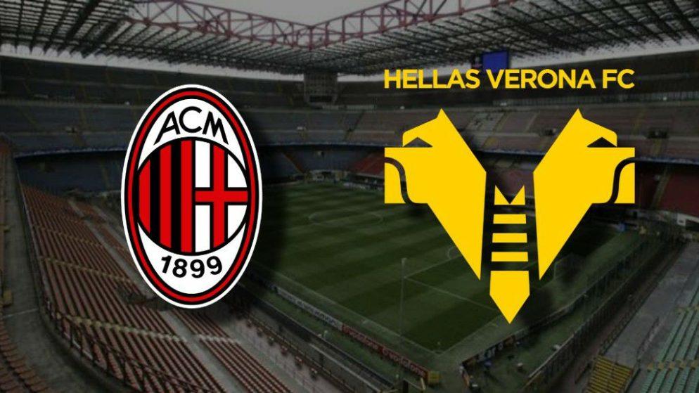 Apostas Milan x Verona Serie A italiana 2020/21