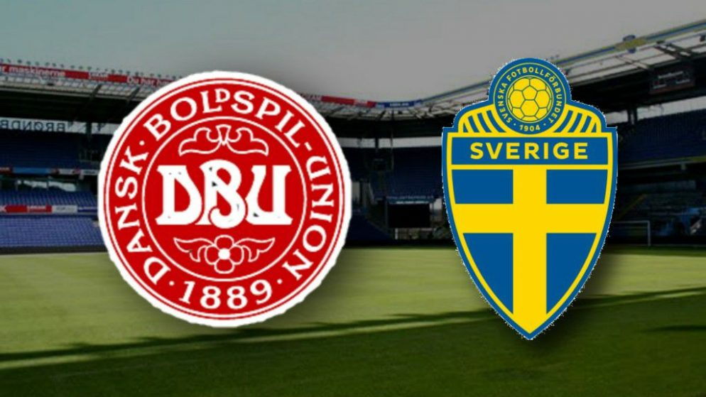 Apostas Dinamarca x Suécia Amistosos Internacionais 11/11/2020
