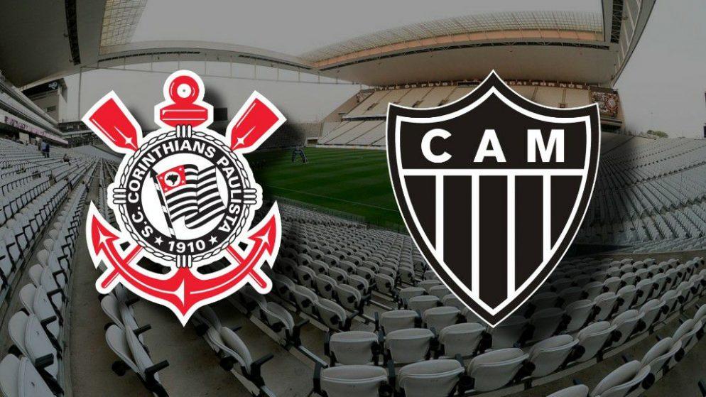 Corinthians x Atlético-MG: local, horário, escalação e transmissão