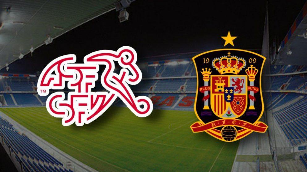Apostas Suíça x Espanha Nations League 14/11/2020