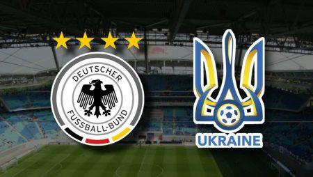 Apostas Alemanha x Ucrânia Nations League 14/11/2020