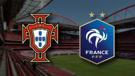 Apostas Portugal x França Nations League 14/11/2020
