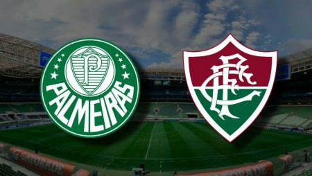 Apostas Palmeiras x Fluminense Brasileirão 14/11/2020