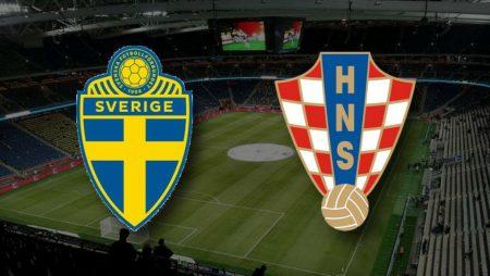 Apostas Suécia x Croácia Nations League 14/11/2020