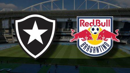 Apostas Botafogo x Red Bull Bragantino Brasileirão 16/11/2020