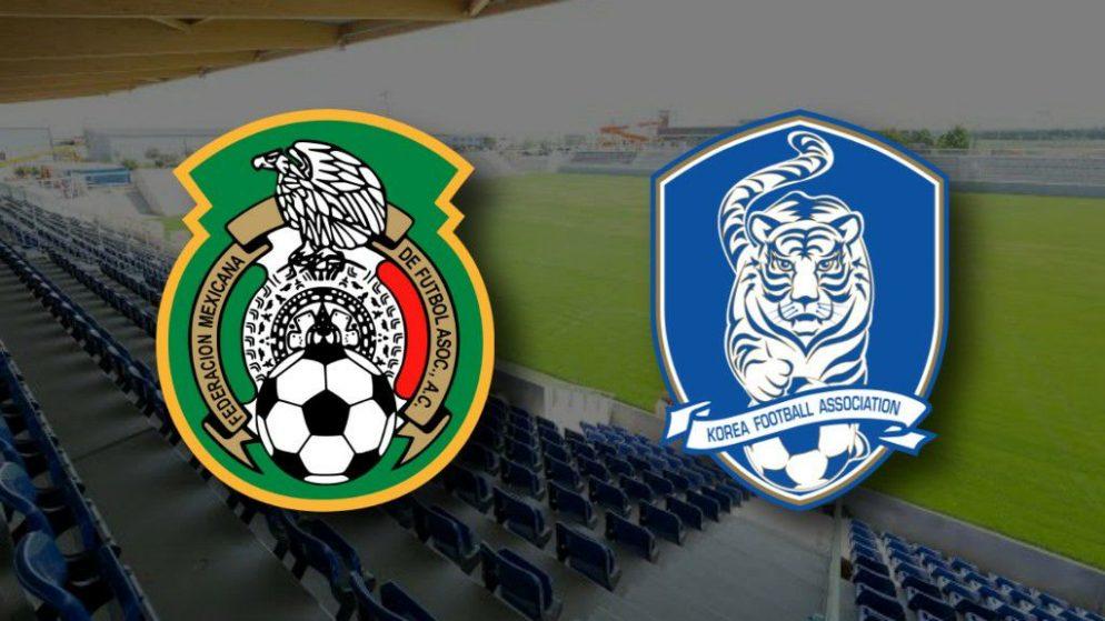 Apostas México x Coreia do Sul Amistoso Internacional 14/11/2020