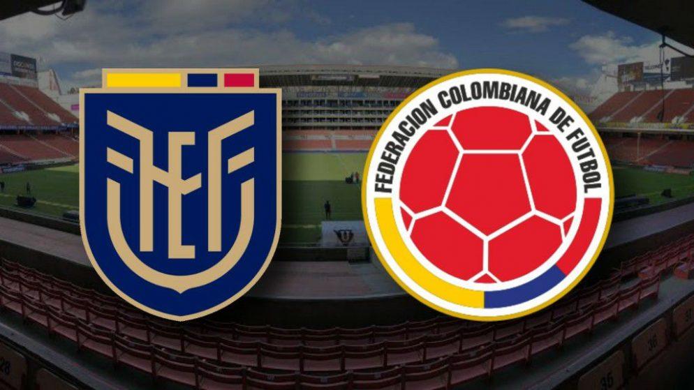 Apostas Equador x Colômbia Eliminatórias Sul-Americanas 17/11/2020