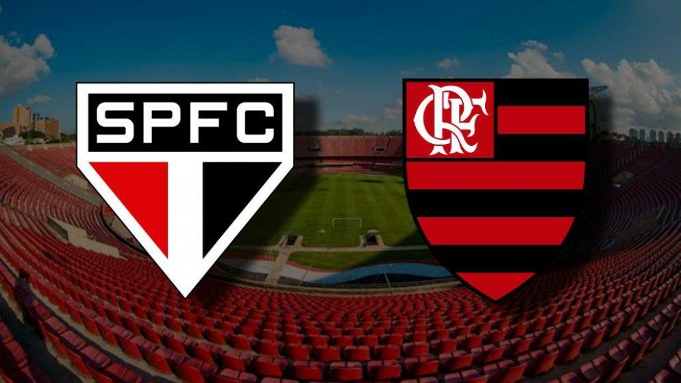 Apostas São Paulo x Flamengo Copa do Brasil 18/11/2020