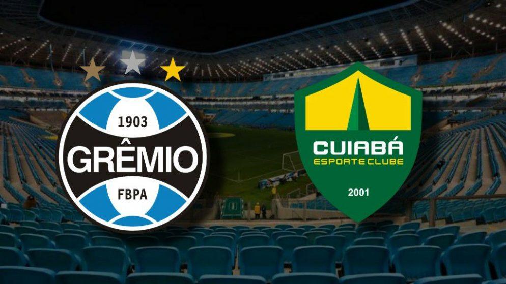 Apostas Grêmio x Cuiabá Copa do Brasil 18/11/2020