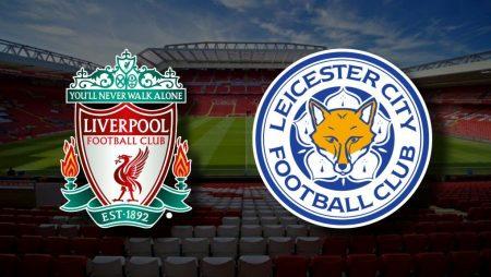 Apostas Liverpool x Leicester City Premier League 22/11/2020