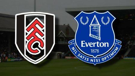 Apostas Fulham x Everton Premier League 22/11/2020