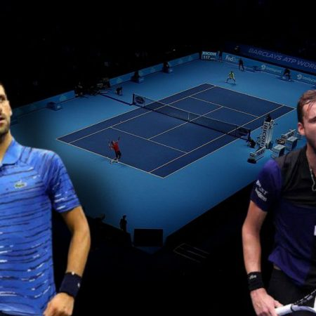 Apostas Novak Djokovic x Daniil Medvedev ATP World Tour Finals 18/11/2020
