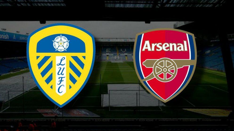 Apostas Leeds United x Arsenal Premier League 22/11/2020