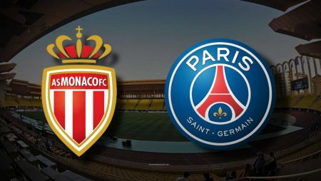 Apostas Mônaco x PSG Campeonato Francês 20/11/2020