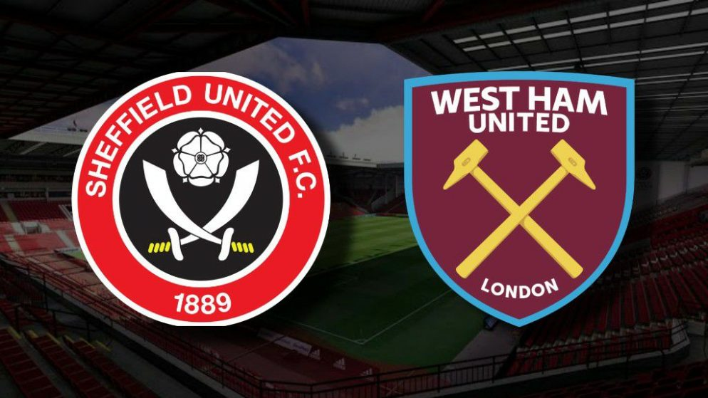 Apostas Sheffield United x West Ham Premier League 22/11/2020