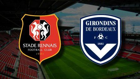 Apostas Rennes x Bordeaux Campeonato Francês 20/11/2020