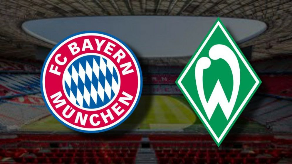 Apostas Bayern de Munique x Werder Bremen Bundesliga 21/11/2020