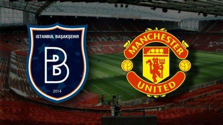 Apostas Manchester United x İstanbul Başakşehir Liga dos Campeões 24/11/2020