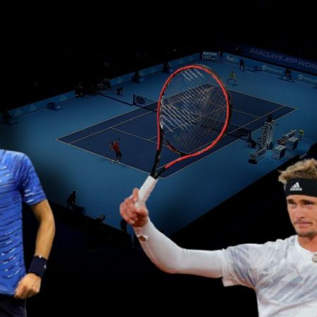 Apostas Novak Djokovic x Alexander Zverev ATP World Tour Finals 20/11/2020