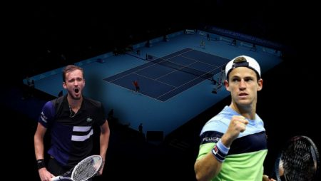 Apostas Daniil Medvedev x Diego Schwartzman ATP World Tour Finals 20/11/2020