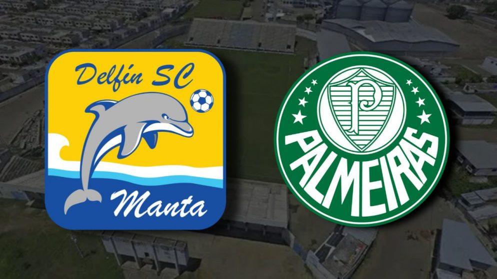 Delfín x Palmeiras: horário, local, escalações e transmissão