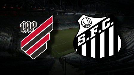 Apostas Athletico Paranaense x Santos Brasileirão 21/11/2020