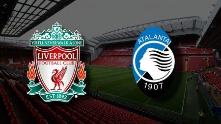 Apostas Liverpool x Atalanta Liga dos Campeões 25/11/2020
