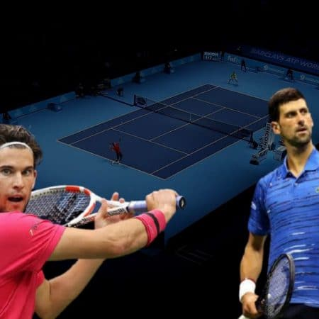 Apostas Dominic Thiem x Novak Djokovic ATP World Tour Finals