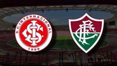 Apostas Internacional x Fluminense 22/11/2020